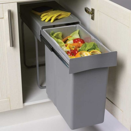 cubos de basura para cocina