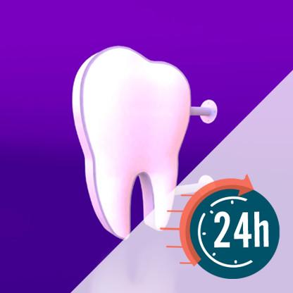 banderola muela para dentistas 24 horas