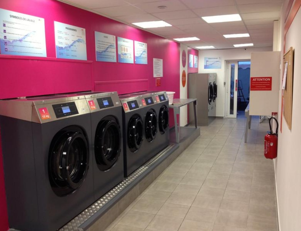 crear una lavanderia eficiente
