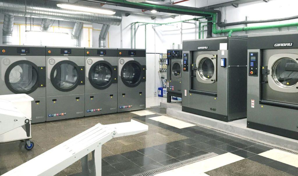 crear una lavandería eficiente